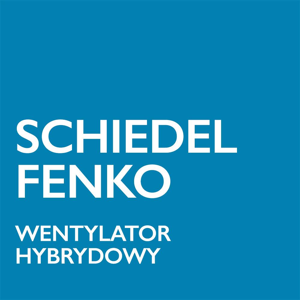 Wentylator hybrydowy Schiedel Fenko