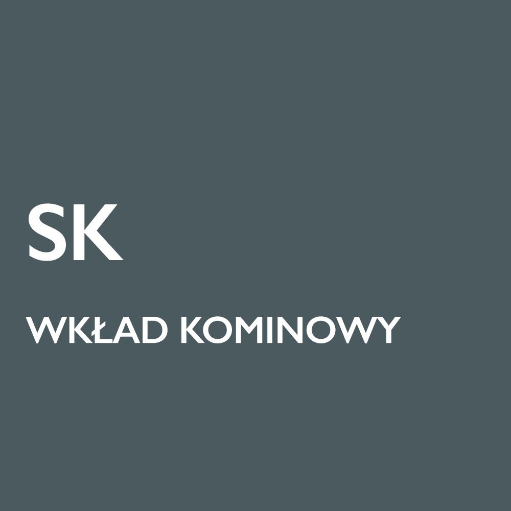 Wkład kominowy - SK