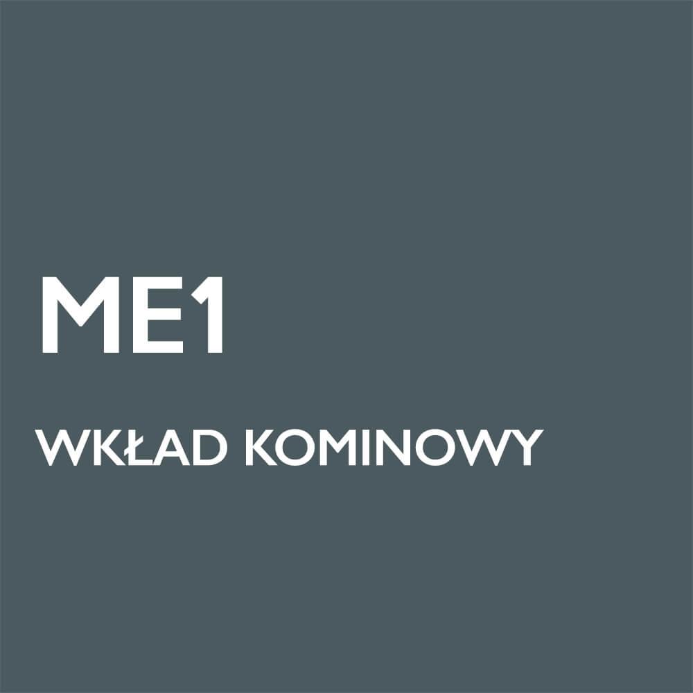 Wkład kominowy - ME1